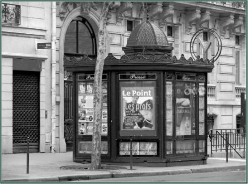 kiosque may 22
