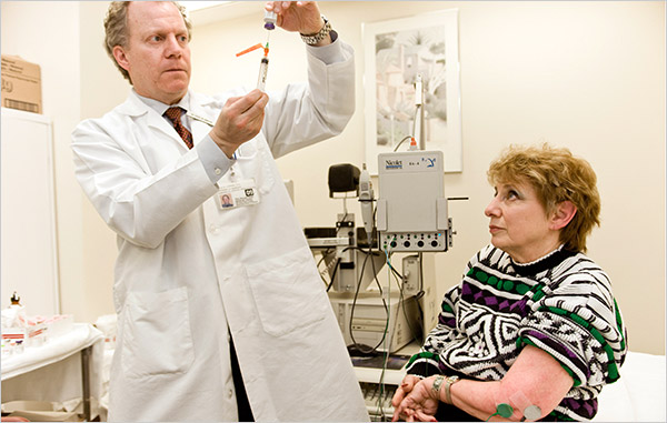 Botox frees muscles for stroke patients in the know – Cervantes