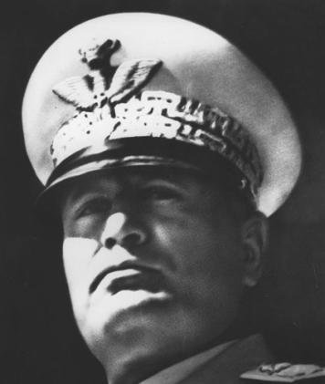 Mussolini As A Teenager