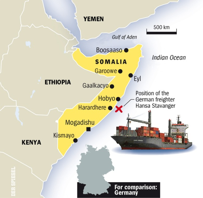 Somali Pirates Form Unholy Alliance with Islamists – Cervantes