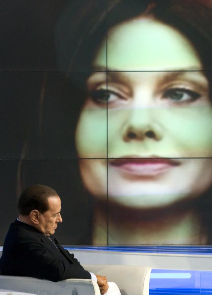 ITALY-BERLUSCONI/DIVORCE