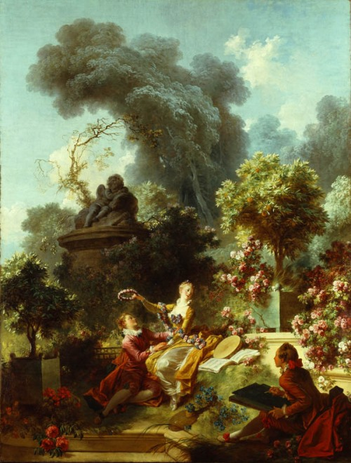Fragonard Rhe lover crowned 4
