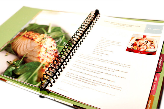 Creating Your Own (Recipe) Book – Cervantes