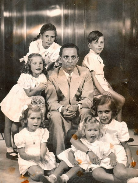 Who Really Poisoned the Goebbels Children? – Cervantes