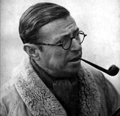 Jean Paul Sartre   Wikipedia